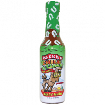 Ass Kickin Chili Lime Hot Sauce