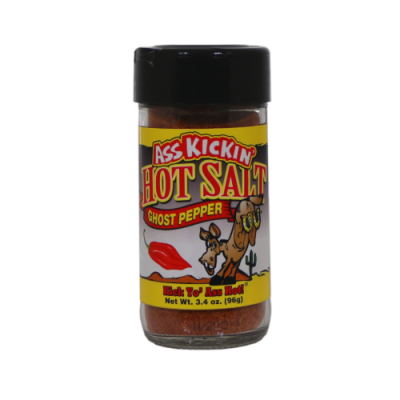 Ass Kickin Hot Salt Ghost pepper