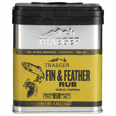 Traeger Fin & Feather