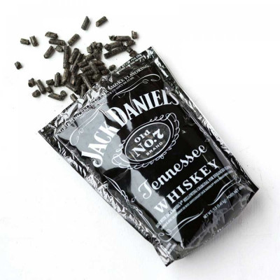BBQr's Delight Jack Daniels Whiskey Pellets 450g
